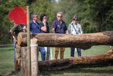 Fei European Eventing Championship for Young Riders & Junior: nazioni allineate