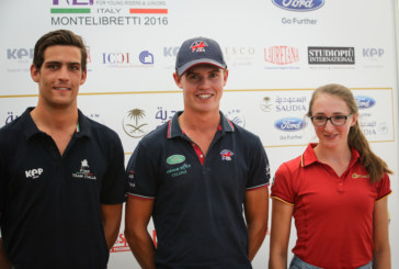 FEI European Eventing Championship for young riders and juniors 2016: dominio teutonico in rettangolo