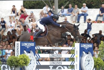 Longines Global Champions Tour Roma: vince Harrie Smolders, ma è Alberto Zorzi ad incantare Roma