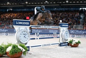 All'egiziano Abdel Said il Gran Premio Longines FEI World Cup™ presented by Fixdesign
