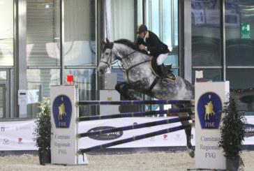 Jumping Pordenone: lo sport governa il campo