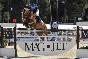 Piazza di Siena Premio MAG-JLT: è ancora Italia con Roberto Turchetto