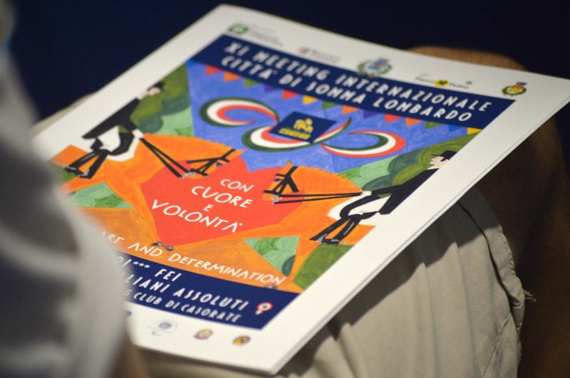 CPEDI Internazionale di Somma Lombardo, dressage paralimpico ai nastri di partenza
