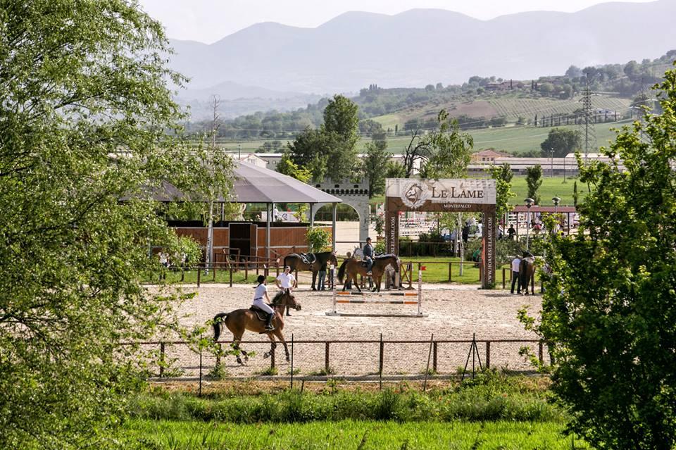 Al Horses Le Lame Sporting Club di Montefalco i Campionati Italiani di Dressage