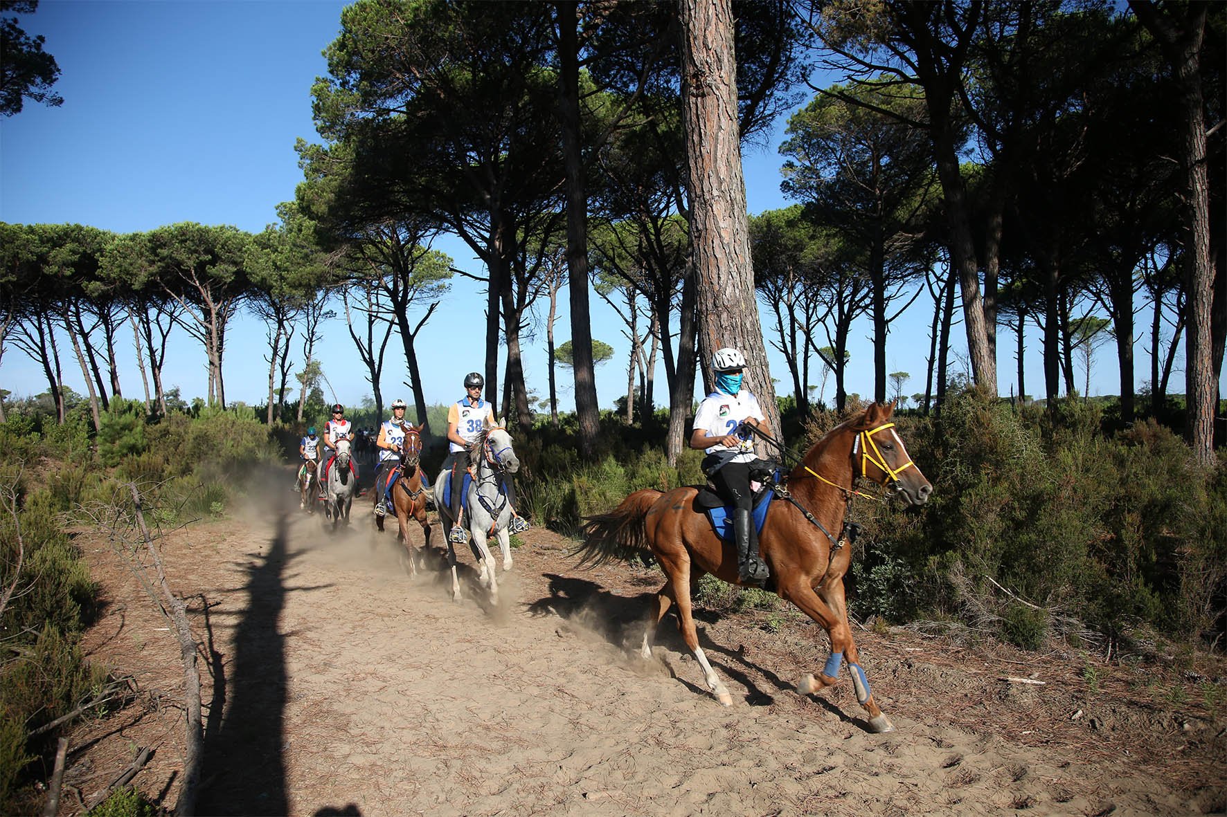 In migliaia a San Rossore, Toscana Endurance Lifestyle ha vinto