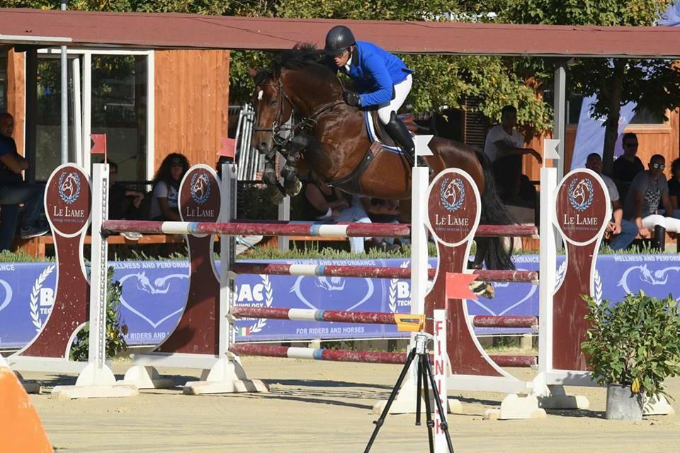 Horses Le Lame: il Gran Premio va a Gianluca Apolloni e Baby Arko