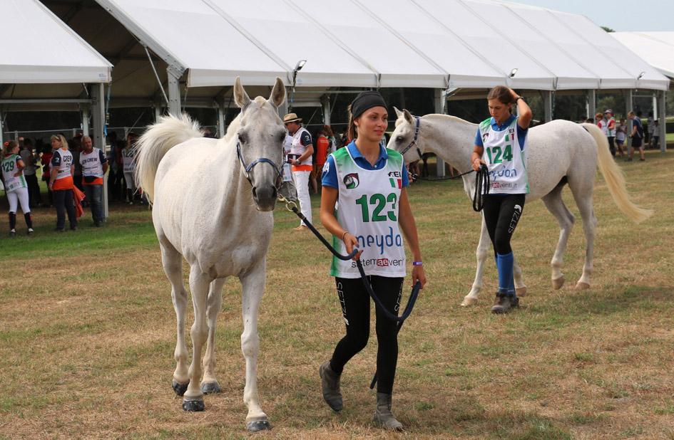 Toscana Endurance Lifestyle 2018: giovani d'Europa a caccia di medaglie