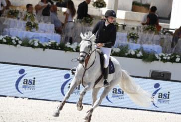 Longines Global Champions Tour Rome: primi salti e giri d'onore