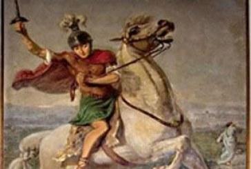 San Giorgio, santo protettore di tutti i cavalieri