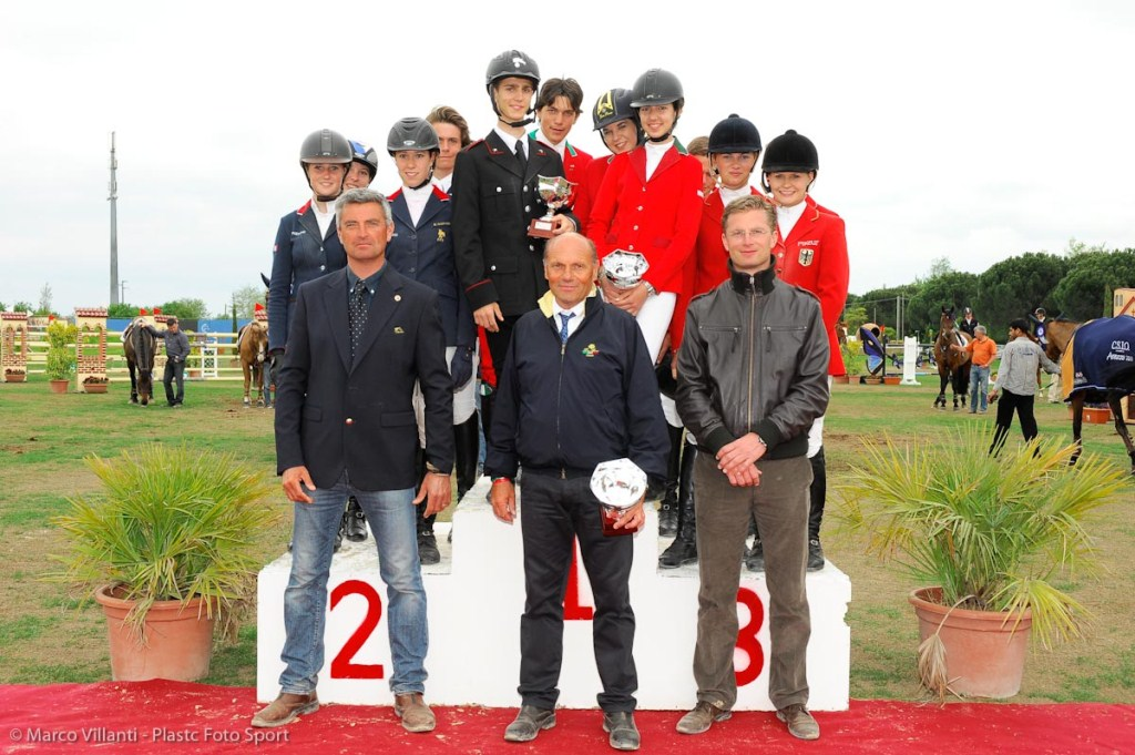 Arezzo Equestrian Centre: all'Italia la Coppa delle Nazioni J e Ch