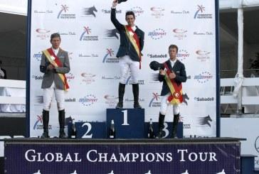 Global Champions Tour Valencia: a BillyTwomey il Gran Premio