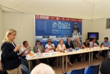 Piazza di Siena: Coppa delle Nazioni, prima a entrare Irlanda, Italia settima