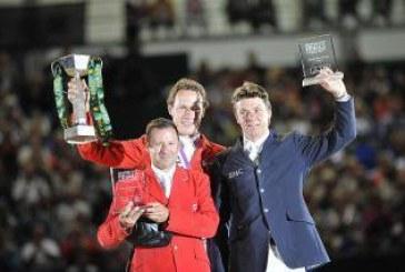 Rolex FEI World Cup™ Jumping Final 2010/2011: vince Ahlmann