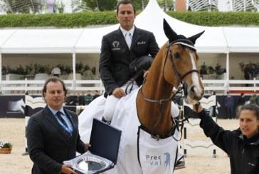Global Champions Tour Valencia: Matteo Giunti primo e secondo