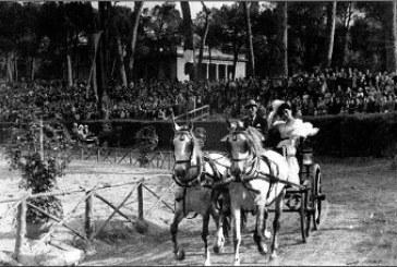 Piazza di Siena: la storia