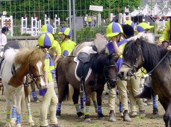 Arezzo Equestrian Centre: un sabato all'insegna di Ponymania 2011