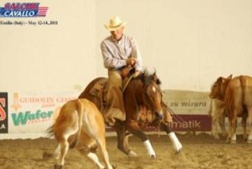 Salone del Cavallo Americano 2011: i primi campioni del cutting