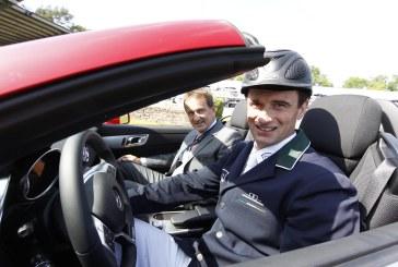 Denis Lynch si aggiudica il Mercedes-Benz Championat al Csi***** di Amburgo