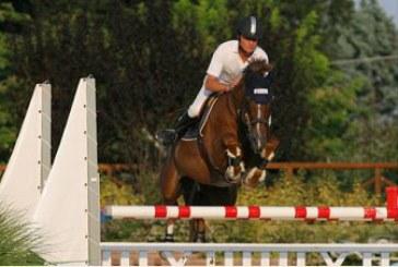 Arezzo Equestrian Centre: Andrea Bracci protagonista