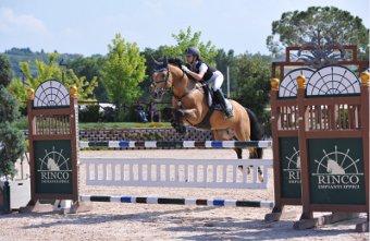 Horses Riviera Resort: il campionato pony si tinge subito di rosa