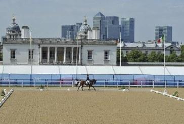 Test event per Londra 2012: per ora comanda la padrona di casa