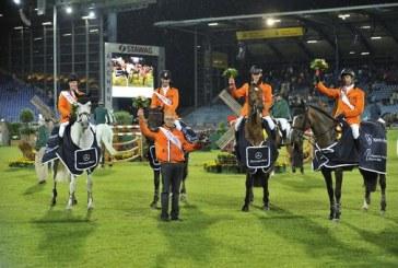 Coppa delle Nazioni Aquisgrana: ancora Olanda