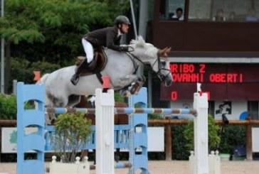 Horses Riviera Resort: a sorpresa trionfa Giovanni Oberti