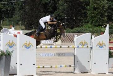 Horses Riviera Resort: è subito spettacolo con Roberto Airoldi