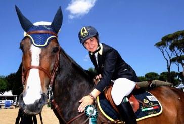 Arezzo Equestrian Style – Francesca Arioldi porta alta la bandiera italiana