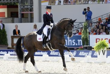 Campionati Europei Dressage Rotterdam: Gran Bretagna in testa