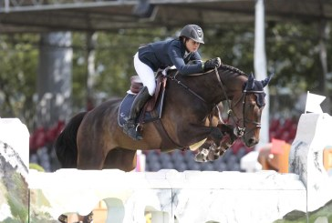 CSI San Patrignano – Katrin Eckermann primeggia nella categoria Giovani Cavalli