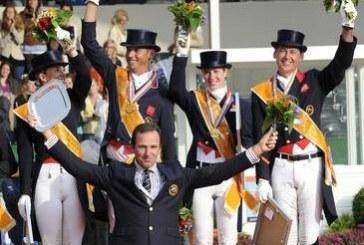Campionati Europei Dressage Rotterdam: guarda il video dei migliori