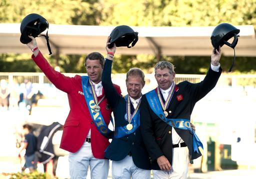 Rolf Goran Bengtsson conquista il titolo di campione Europeo