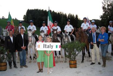 Campionato europeo di trec: azzurrini tra luci e ombre