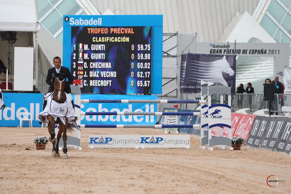 Ad Arezzo il campionato dei cavalli italiani