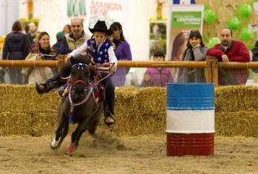 A Fiera Verona Cavalli il divertimento è formato famiglia