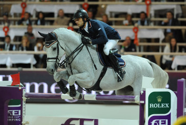 Rolex Fei World Cup Jumping Verona