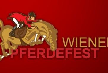 Al Csi del Wiener Pferdefest Emanuele Gaudiano fa suonare l'Inno italiano