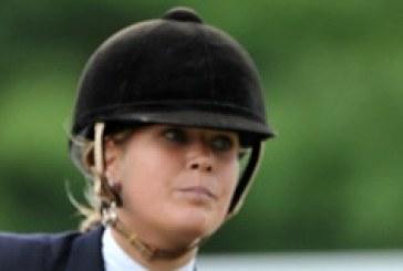 Csi Oldenburger Pferdetage: vince Anelies Vorsselmans