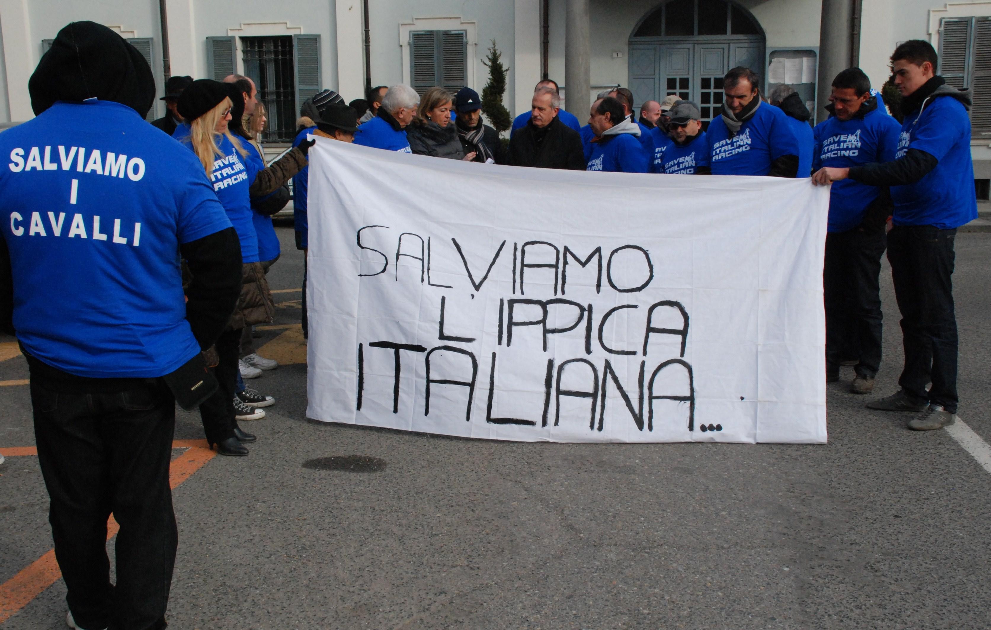 Save Italian Racing