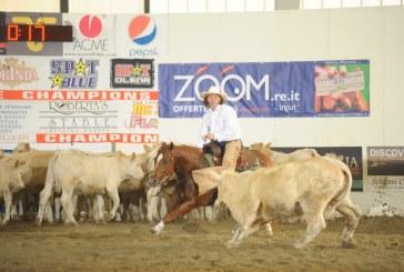 Salone del Cavallo Americano – Davide Tresoldi in vetta all'Airone