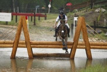 Christopher Burton sigla il Land Rover Burghley Horse Trials