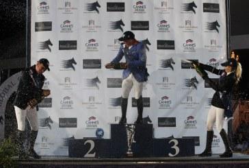 Global Champions Tour Cannes: Gerco Schroder sul gradino più alto