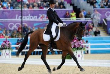 Le immagini del rettangolo del completo alle Olimpiadi 2012