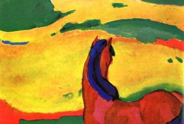 Franz Marc: come è il mondo visto da un cavallo?