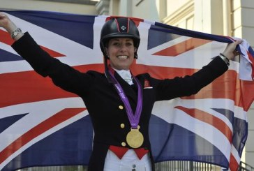 Olimpiadi Londra: la Dujardin conquista l'oro nel dressage