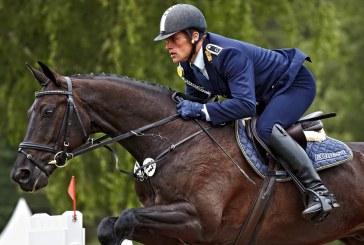 Ostholt perde il suo cavallo in seguito alla caduta sostenuta al CCI di Blenheim