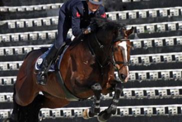 CIC Breda: Costanza Mantici in testa dopo dressage e salto