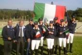 L'endurance dei giovani è d'oro e d'argento agli Europei di Mont Le Soie