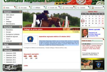 Candidature per le cariche elettive del Comitato Fise Lombardia, quadriennio 2013-2016